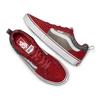 Sport shoe  vans, rosso, 803-5140 - 26