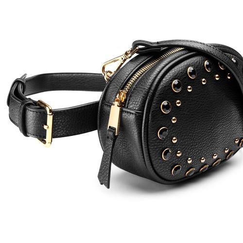 Handbag  bata, nero, 961-6245 - 15
