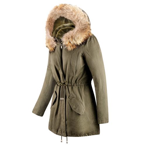 Jacket  bata, verde, 979-7304 - 16