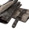 Guanti da uomo con cinturino bata, marrone, 909-4297 - 15