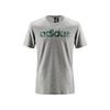 T-shirt  adidas, grigio, 939-2790 - 13