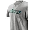 T-shirt  adidas, grigio, 939-2790 - 15
