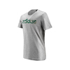 T-shirt  adidas, grigio, 939-2790 - 16