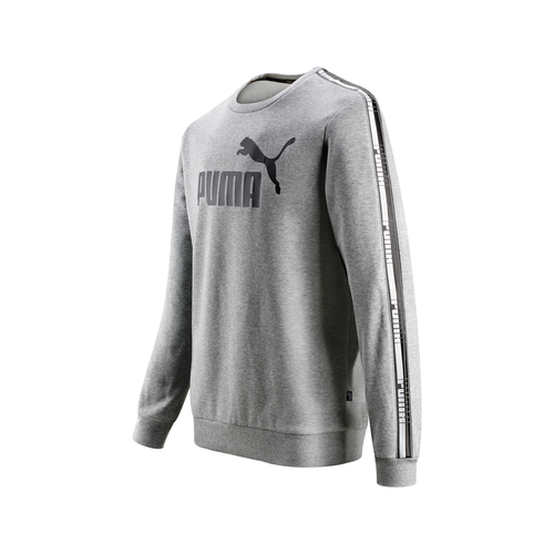 Sweatshirt  puma, grigio, 919-2185 - 16