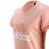 T-shirt  adidas, rosa, 939-5792 - 15