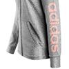 Sweatshirt  adidas, grigio, 919-2419 - 15