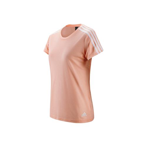 T-shirt  adidas, rosa, 939-5236 - 16